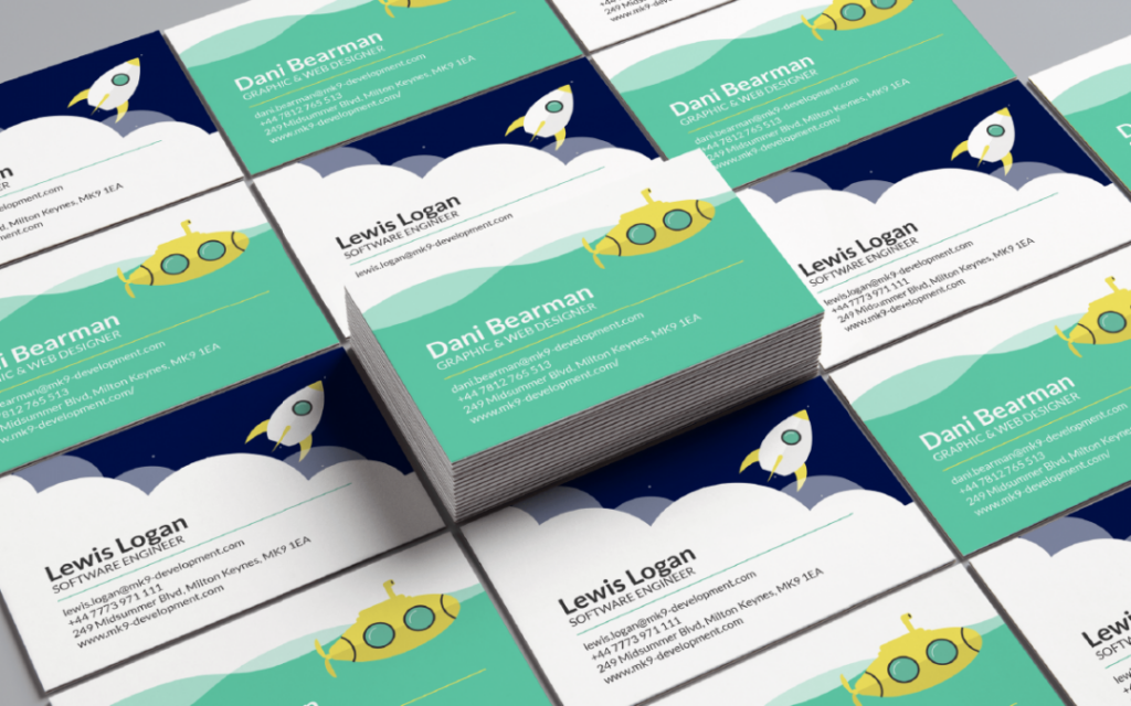 Designing the Perfect Business Card
